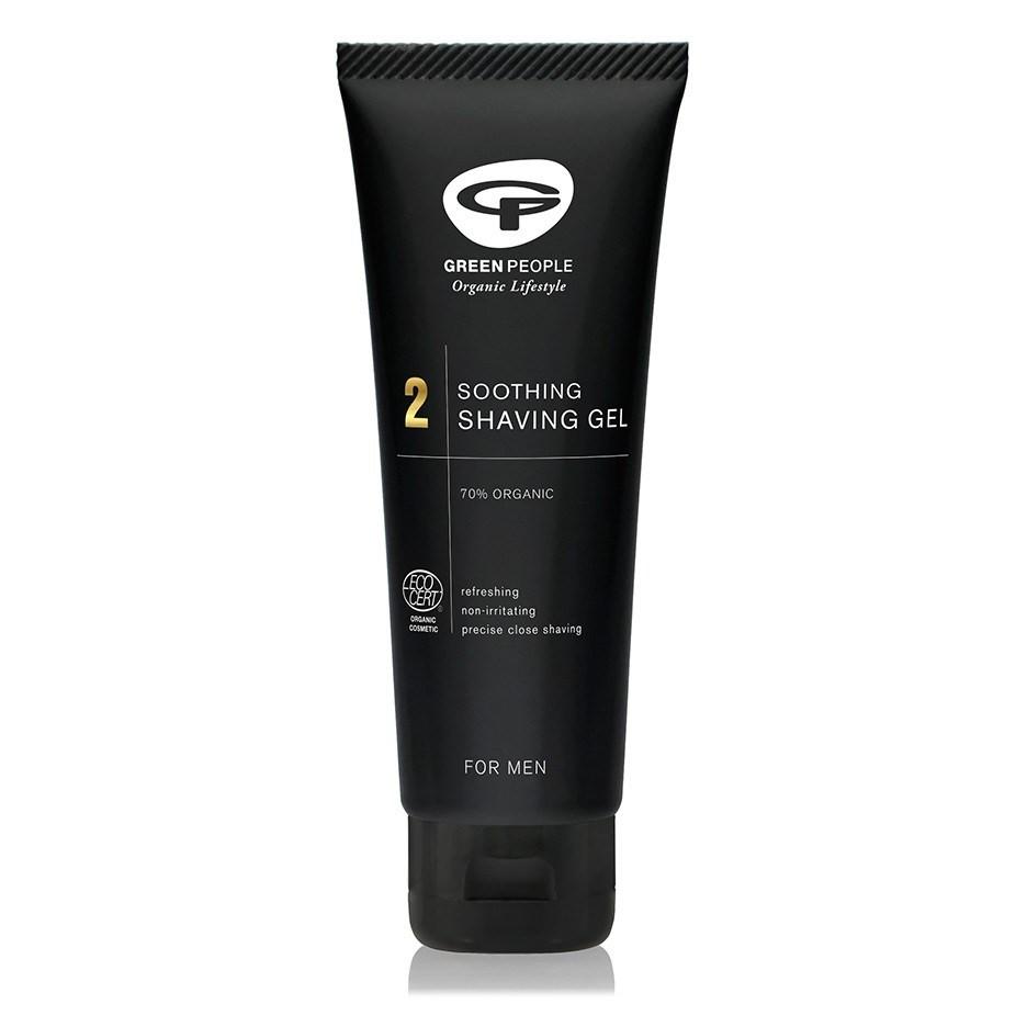 Green People Men's Care No. 2 Soothing Shaving Gel (100 ml)