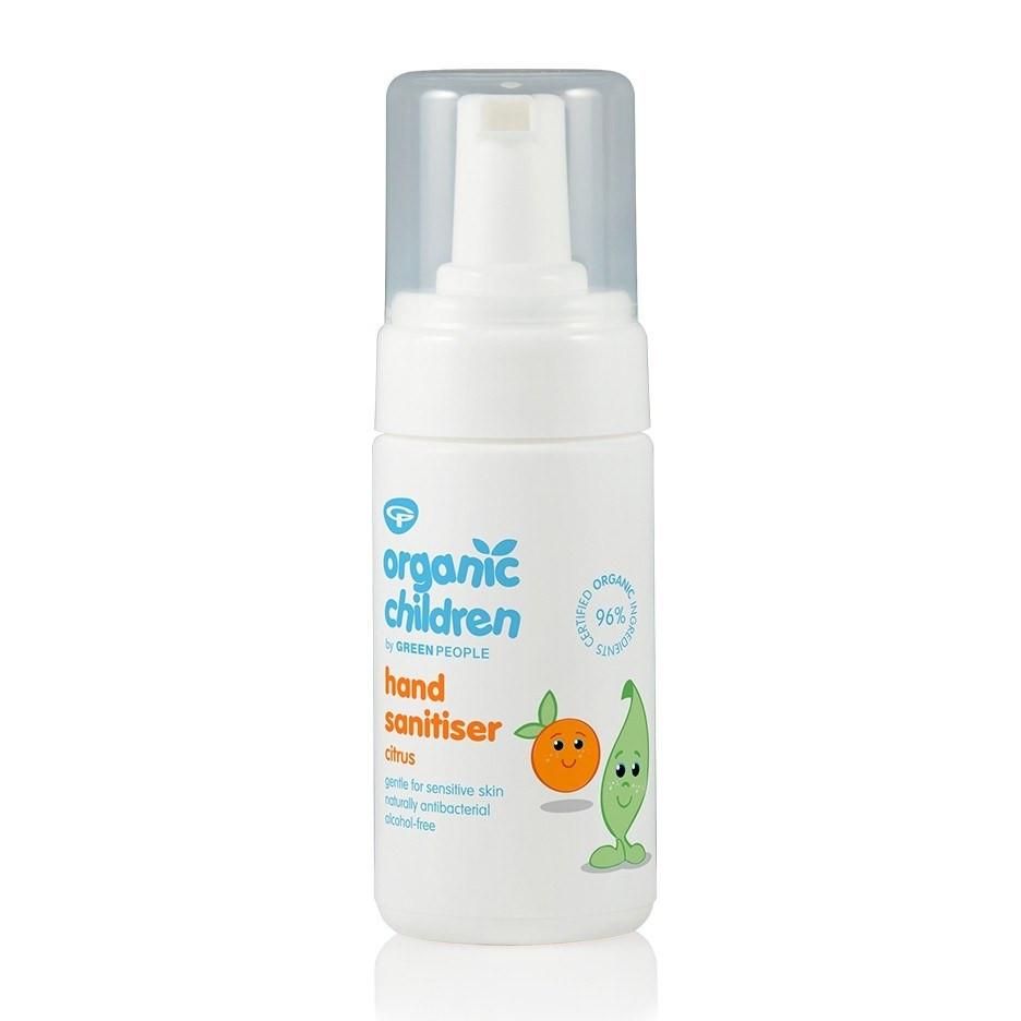 Green People Organic Children Hand Sanitiser (100 ml)