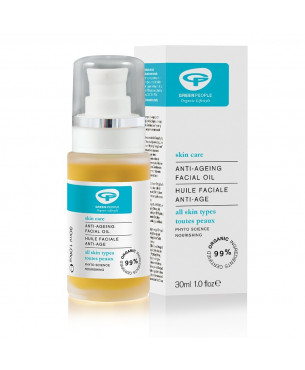 Green People Anti-Ageing Facial Oil (30 ml)