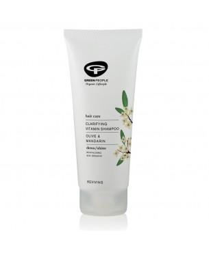 Green People Clarifying Vitamin Shampoo (200 ml)