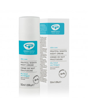 Green People Fruitful Nights - Night Cream (anti-ageing) (50 ml)