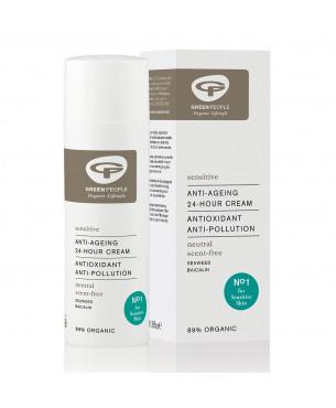 Green People Neutral 24 Hour Cream (anti-ageing) (50 ml)