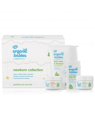 Green People Newborn Collection