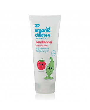 Green People Organic Children Conditioner - Berry Smoothie (200 ml)