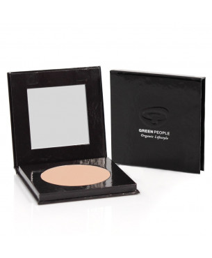 Green People Pressed Mineral Powder - Honey Light (10 g)
