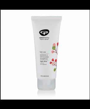 Green People Quinoa & Artichoke Shampoo - Travel Size (100 ml)