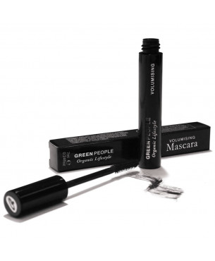 Green People Volumising Mascara - Black (7 ml)