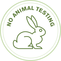 No animal test