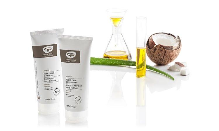 Neutral/doftfri hårvård