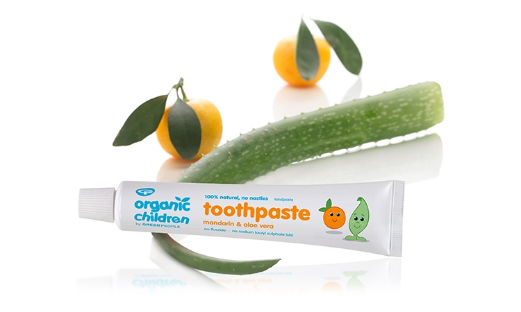 Vegansk tandkräm