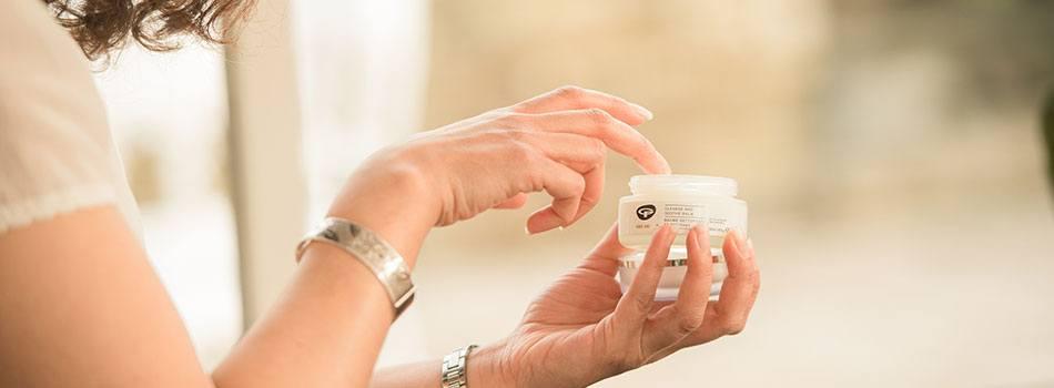 Naturliga förändringar - Vård av mogen hud